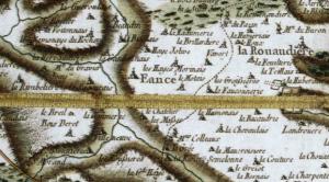Eancé au 18ème siècle