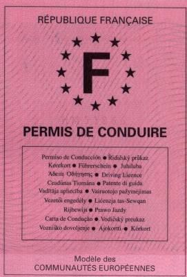 démarches en mairie permis de conduire